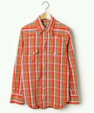 ヒステリックグラマー×ラングラー シャツ