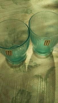 グラス2客