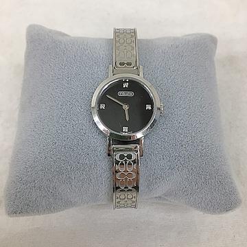 超美品 お買い得 人気色 正規品 コーチ COACH 腕時計