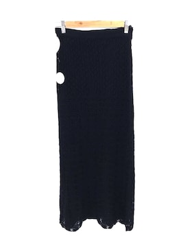 CLANE(クラネ)CROCHET LONG SKIRTスカート