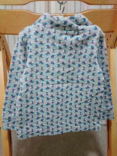 ◆即決★ラス1★新品★セラフ★ハイネックカットソー・長袖Tシャツ★90�p < ブランドの