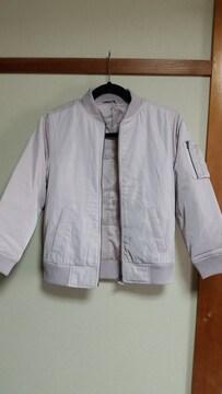 新品GU MA-1ジャケット