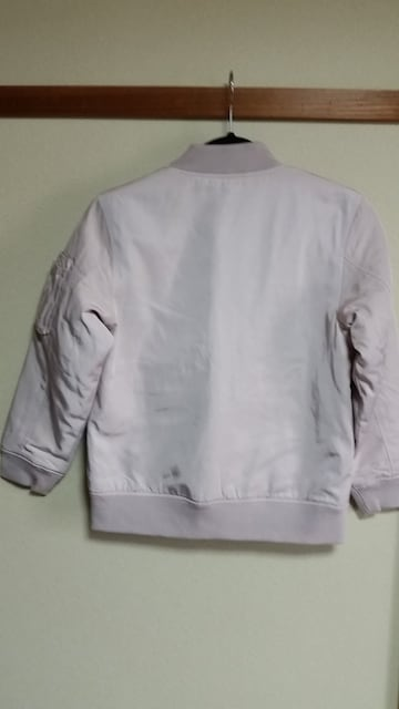 新品GU MA-1ジャケット < ブランドの