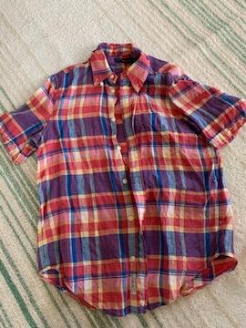 ラルフローレンの半袖シャツ。