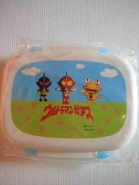 新品ウルトラマンゼアスオリジナルランチBOX  < アニメ/コミック/キャラクターの