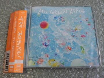 Mrs.GREEN APPLE/サママ・フェスティバル!(CD+DVD)初回盤/他出品
