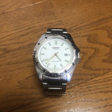 即決 CASIO カシオ QUARTZ 腕時計 MTP-1244