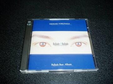 CD「徳永英明/バラード・オブ・バラード」97年盤 2枚組