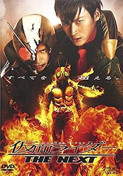 ■DVD『仮面ライダー THE NEXT 通常版』特撮