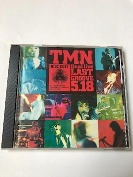 TMN(TM NETWORK) / final live LAST GROOVE 5.18