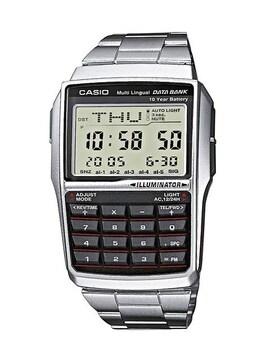 腕時計 データバンク DBC32D-1ADF