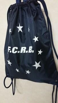 F.C.R.B. Real bristol/ナップサック 星柄スターロゴ バッグ