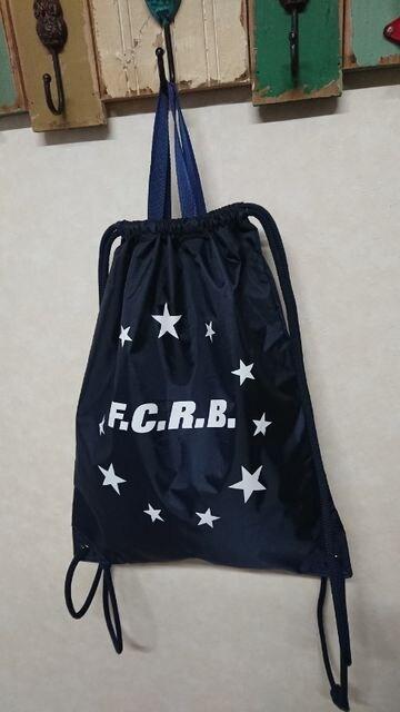 F.C.R.B. Real bristol/ナップサック 星柄スターロゴ バッグ < ブランドの