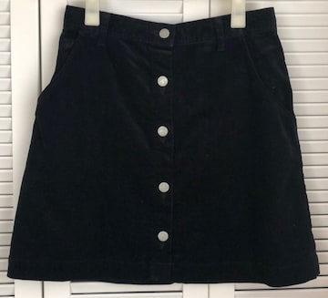 ROSE BUD/ローズバッド/スカート/フロントボタン