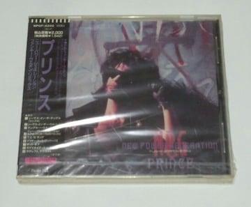 プリンス/ニュー・パワー・ジェネーション リミックス/廃盤