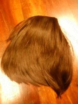 新品☆パッチンで完成♪簡単かわいいをつくる前髪エクステ☆c828