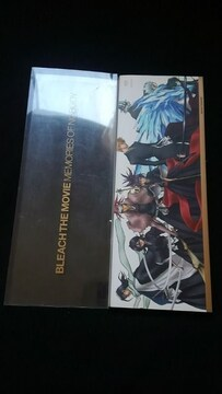 BLEACH MOVIE MEMORIES NOBODY DVD 完全生産限定版 即決