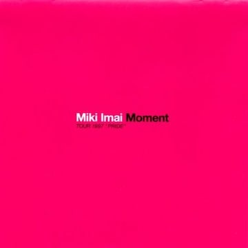 KF 今井美樹 CDアルバム Moment TOUR1997 PRIDE 2CD