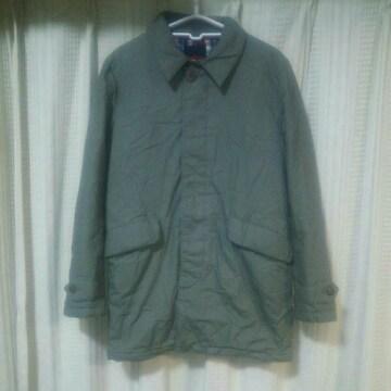 HANALEIハナレイROSEBUDローズバッド 中綿ジャケットコートサイズ1カーキグリーンアウター服