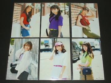 SKE48 FRUSTRATION 生写真6枚まとめ売り
