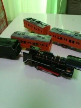 ☆TOMY電車セット