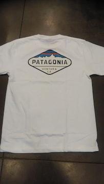 patagonia パタゴニア 半袖T シャツ VENTURA 白