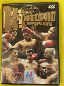 K-1 WORLD GP 2001 DVD  complete総集編/マークハントレバンナホーストなど