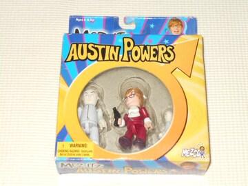 AUSTIN POWERS オースティンパワーズ MEZ-ITZ フィギュア