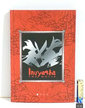 ○[同梱可能] 犬夜叉 THE MOVIE 天下覇道の剣『2003 ノート』