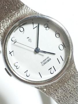 11863/SEIKOセイコーヴィンテージクォーツのレディース腕時計古い感じがGOOD