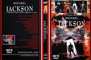 マイケルジャクソン HISTORY TOUR IN GERMANY 1997