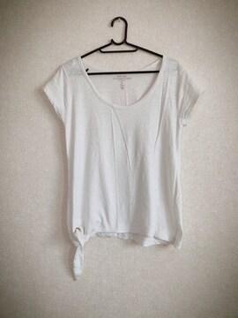 Gap 横むすびTシャツ