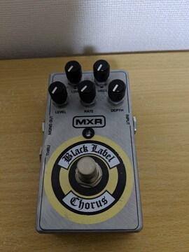MXR Black label chorus(コーラス)ZW38/Zakk Wylde(ザックワイルド)モデル