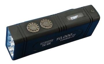 フラッシュライト NITECORE タイニーモンスター 10000ルーメン TM10K 懐中電灯 LED ライト
