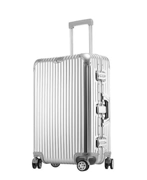 [0212-S-02]20インチスーツケース アルミニウム合金トランク