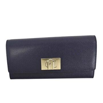 ◆新品本物◆フルラ 1927 XL 長財布(BL)『PCV0』◆