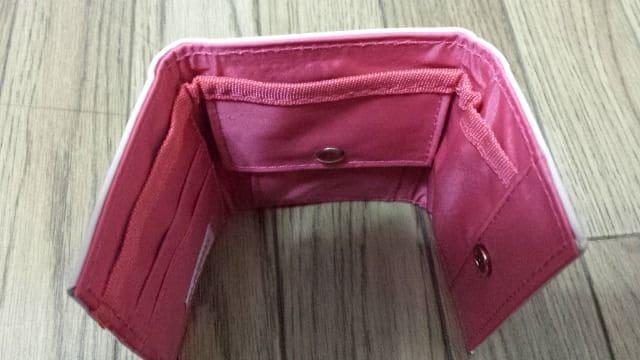 超激安 正規品 未使用 最新 SAZABY  財布 可愛いサイズ < ブランドの