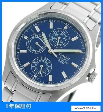 新品 即買い■ カシオ CASIO メンズ 腕時計 MTP-1246D-2A