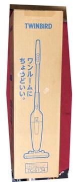 新品 サイクロン 掃除機 TC-5134R ツインバード