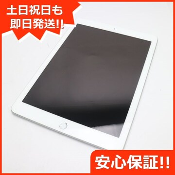 ●美品●SIMフリー iPad 第6世代 32GB シルバー●