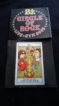 B'z LIVE GYM 2005 CIRCLE OF ROCKコンサートツアーパンフレット