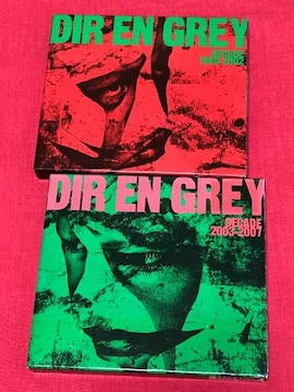 【即決】DIR EN GREY(BEST)CD3枚セット