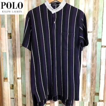 POLO RALPH LAUREN デザインラインポロシャツ