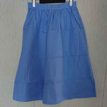 GU☆新品☆フレアスカート☆Lサイズ