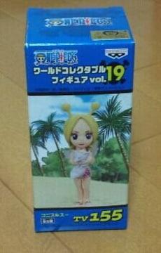 ワンピース ワールドコレクタブルフィギュア vol.19 TV155 コニス&スー