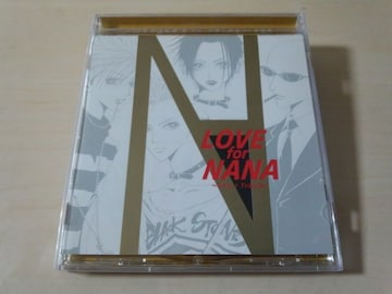 CD「LOVE for NANA〜Only 1 Tribute〜」NANAトリビュート●