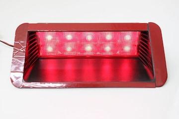 10連LEDハイマウントストップランプ貼り付けタイプtype2