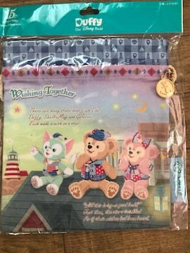 新品DisneySea15周年巾着(^^)