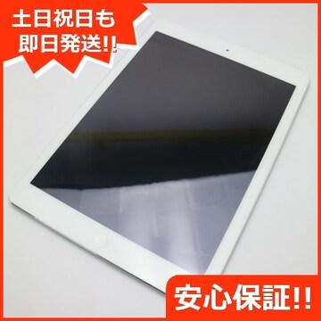 ●美品●iPad Air Wi-Fi 32GB シルバー●