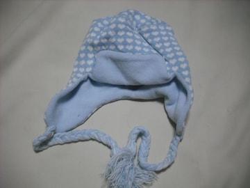 wb327 女 BILLABONG ビラボン 耳当て付き ニット帽